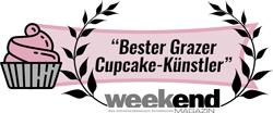 Bester Grazer Cupcake Künstler